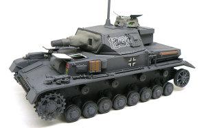 4号潜水戦車D型 塗装とデカール貼り