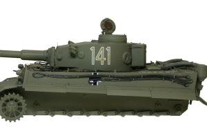 タイガー1極初期生産型 履帯交換用ワイヤー