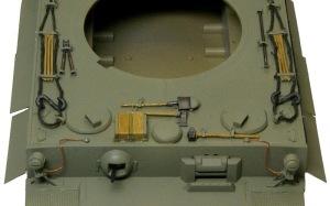 タイガー1極初期生産型 OVMの取り付け