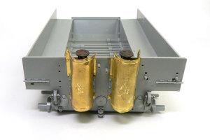 ティーガー1後期生産型 排気管カバー