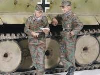 ドイツ戦車兵 故郷からの手紙