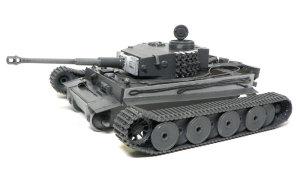 ドイツ重戦車・タイガー1初期生産型 組立て完了