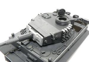 タイガー1初期生産型 ディテールアップ