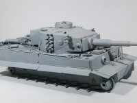 タイガー1初期生産型(タミヤ)