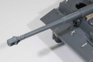 マズルブレーキのボルトを自作