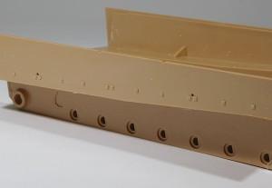 ティガー1初期生産型 ズベズダ