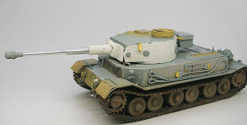 組立て完了 6号戦車(P)ポルシェティーガー
