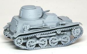 九四式軽装甲車[TK] サフ吹き