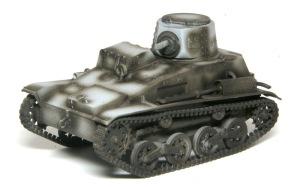 九四式軽装甲車[TK] 影吹き
