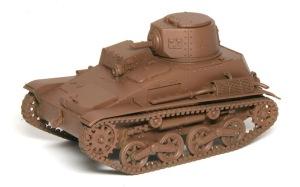 九四式軽装甲車[TK] 基本塗装