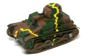 九四式軽装甲車[TK] 黄色のライン