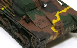 九四式軽装甲車[TK] ウオッシング