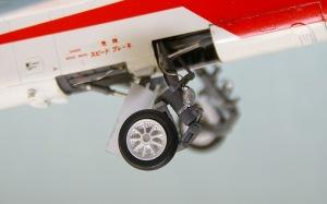 三菱T2-CCV 主脚