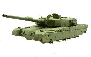 陸上自衛隊・90式戦車 基本塗装