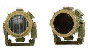 SD.kfz.251/20ウーフー 赤外線透過フィルターの塗装