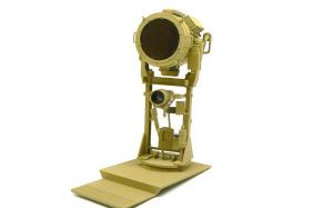 SD.kfz.251/20ウーフー 赤外線探照灯