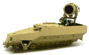 SD.kfz.251/20ウーフー 基本塗装とフィギュアの準備