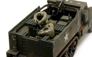 アメリカ・歩兵 81mm迫撃砲チーム