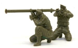 アメリカ歩兵・ロケットランチャーチーム