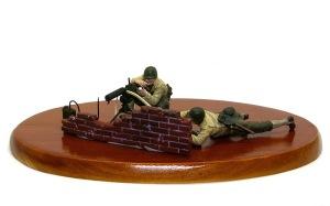 アメリカ歩兵・機関銃チーム 水冷機関十チーム