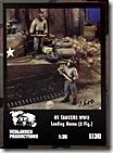 アメリカ・戦車兵 弾薬補給 1/35 バーリンデン