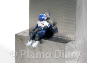 ミハエル・ブランの塗装