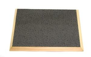 対空部隊の休息 タミヤ情景シートで石畳を作る