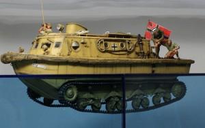 Walhai 水陸両用牽引車(LWS)