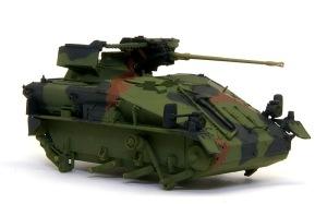 ウイーゼル装甲車Mk20A1 迷彩塗装
