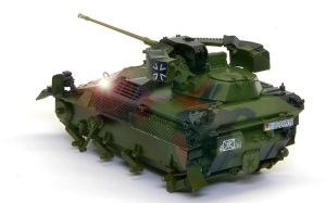 ウイーゼル装甲車Mk20A1 デカール貼り