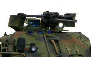 ウイーゼル装甲車Mk20A1 ペリスコープ