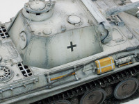 World of Tanks・5号戦車パンター 1/35 イタレリ