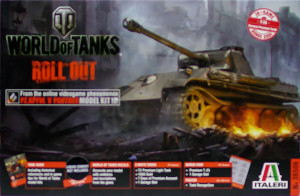 Word of Tanks・パンターG後期型