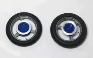 カワサキ・Z1-R改 車輪
