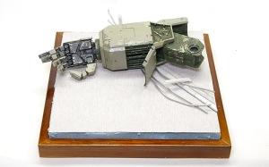 The ZAKU Hunters 陸戦ガンダムの腕を配置