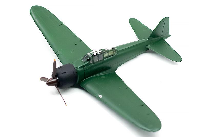 基本塗装完了 零式艦上戦闘機22型