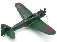 組立て完了 零式艦上戦闘機22型