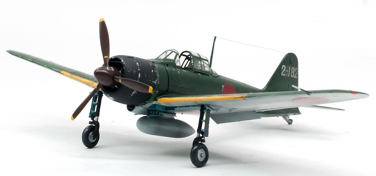 日本海軍・零式艦上戦闘機22型 1/72 ファインモールド
