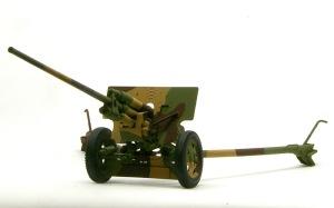 57mm対戦車砲ZIS-2 塗装