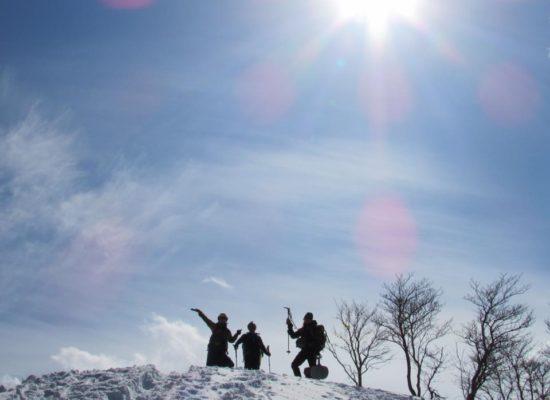 武奈ヶ岳登山