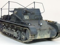 1号B型指揮戦車