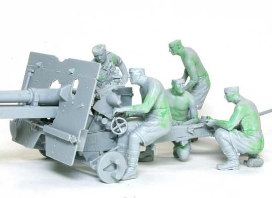 フィギュア 25ポンド野砲Mk.2