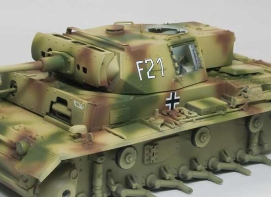 3号J型操縦戦車 / ボルグバルド4B型