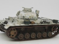3号戦車N型が完成