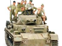 ドイツ・4号戦車D型 DAK熱帯仕様