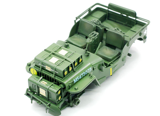 6ポンド対戦車砲 / 1/4tトラック