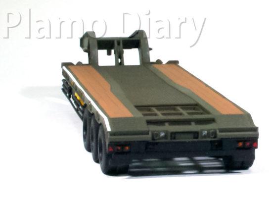 トレーラーの製作