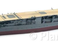 飛行甲板の製作