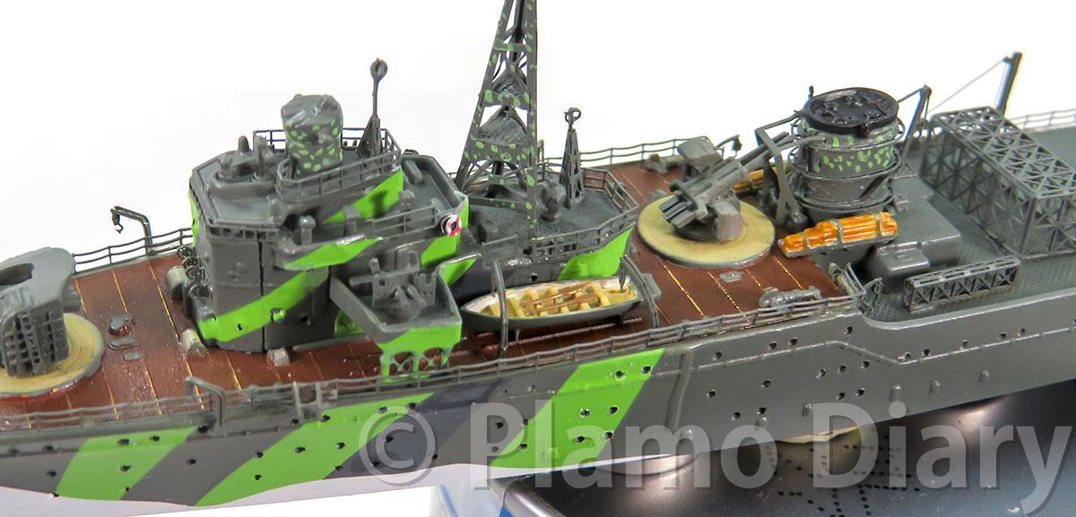 艦載艇の制作