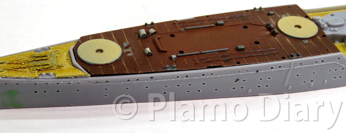 対空砲の台座